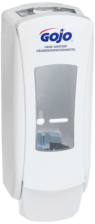GOJO 8880-06 ADX-12 White Slim Dispenser with High Capacity, 1250mL Capacity GOJO - Commercial COUGOJ888006