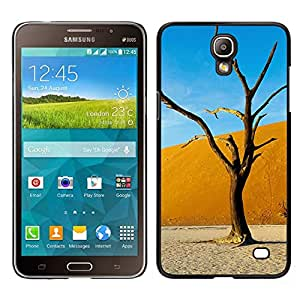 EJOY---Cubierta de la caja de protección para la piel dura ** Samsung Galaxy Mega 2 ** --Planta Naturaleza Forrest Flor 6