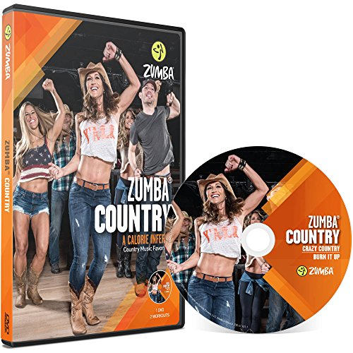 Zumba Country DVD (Sports & Fitness Dvds & Videos)