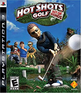 Hot Shots Golf: Out of Bounds - Playstation 3 by Artist Not Provided (B0012IWRC8) | Amazon price tracker / tracking, Amazon price history charts, Amazon price watches, Amazon price drop alerts