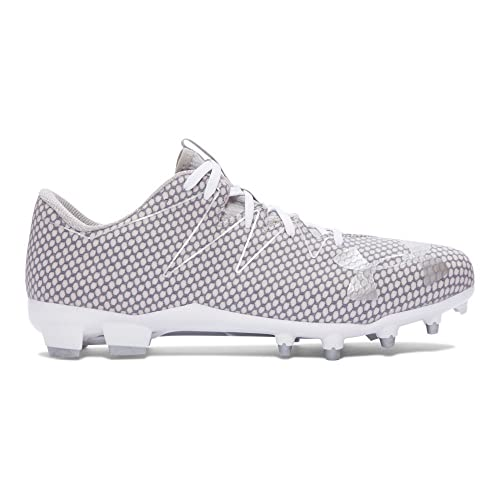 82c411a7b74 Under Armour Mens Ua Nitro Low Mc White Metallic Silver 16 D(M) US  Buy  Online at Low Prices in India - Amazon.in
