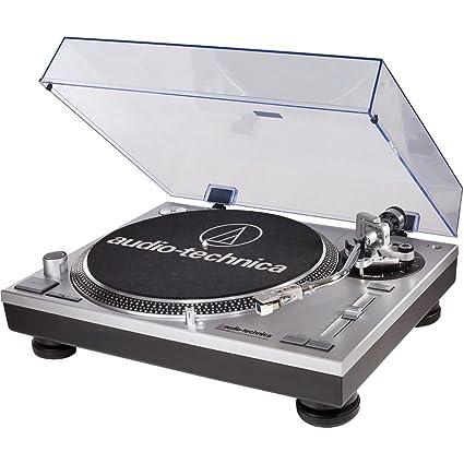 Amazon.com: Audio-Technica AT-LP120-USB y analógico ...
