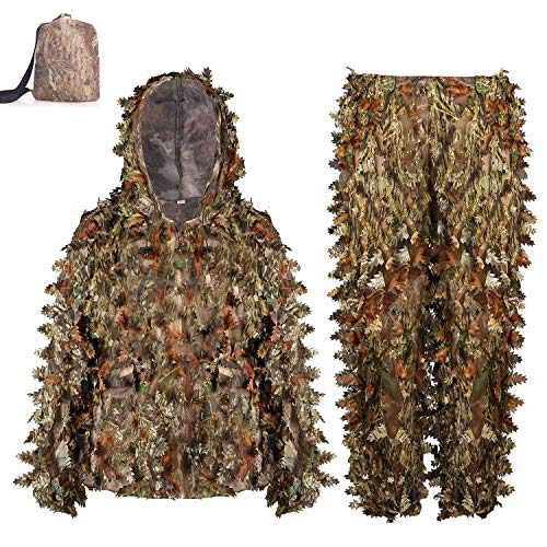 Eamber Ghillie Suit 3D