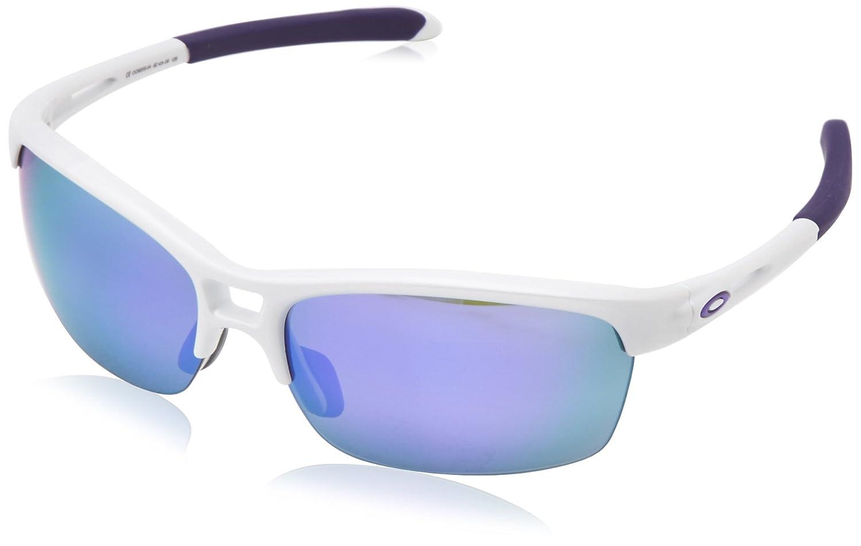 Oakley – Occhiali da sole Rpm Sq Rettangolari, Arctic/Violet Iridium (S3)