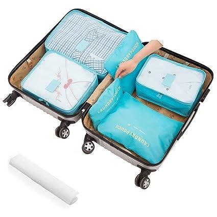 1799e92bbe11 Amazon.com | Travel Luggage Organizer, Travel Storage Bag for ...