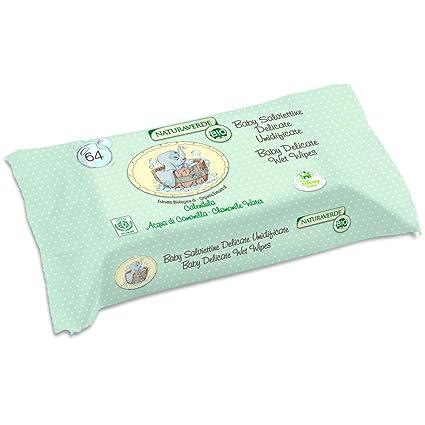 Natura Verde Bio Toallitas Húmedas para Bebés - 30 gr