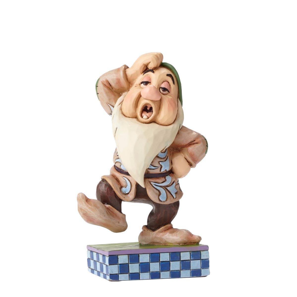 Disney Traditionen Sneezy Figur, mehrfarbig, 11 cm mehrfarbig