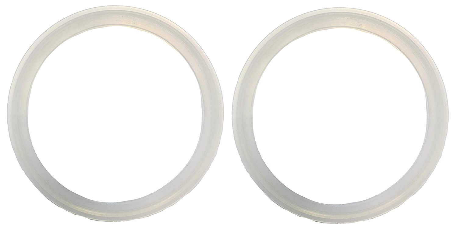 DR-COMPONENT VSanitary Standard Tri-Clamp Gaskets Black NBR 25 PCS per Bag for 3//4 tri-Clover or tri-clamp Fittings