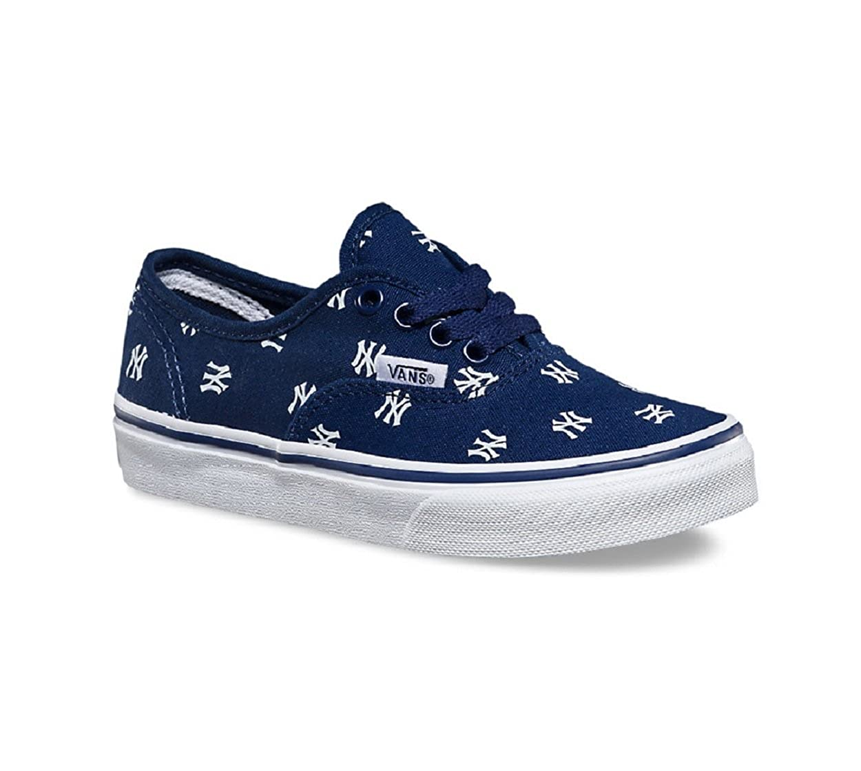 1b9b8d0515 Amazon.com | Vans Men's X MLB Authentic (MLB) New York/Yankees/Navy  Skateboarding Shoes (US 10.5c) | Skateboarding