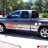 A-PADS Chrome Gas Door Cover for Dodge RAM 1500 2002-2008