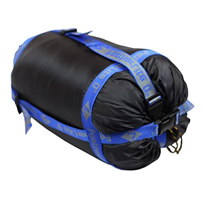 Ledge Sports FeatherLite +0 F Degree Ultra Light Design, Ultra Compact Sleeping Bag review