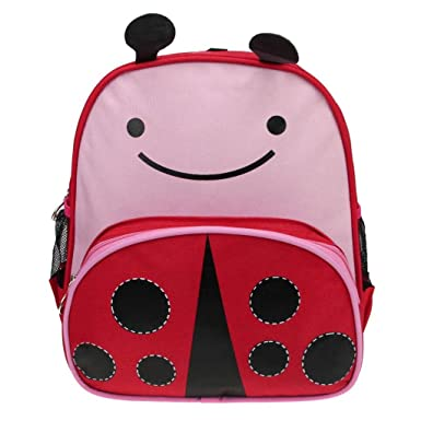 BXT Oxford Fabric Cartoon Animal Cute Baby Toddler Backpacks School bag  Kindergarten Bags Children s Backpack Ladybug 54e950e3cc2cc