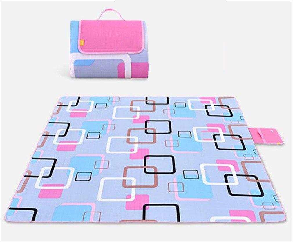 NUO-Z Picknick-Decke mit Wasserdichten Rückseiten - Tote Leichte Kompakte Kompakte Kompakte Picknick-Reise-Teppich - Baby Crawling Oder Kinderspielmatte,XL B07F83RW3J | Moderate Kosten  7c6ace