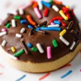 BAKHUK 3pcs 4Inches Donut Baking Pan Full Size