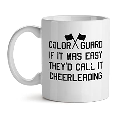 Amazon.com: Color Guard If It Was Easy It Would Be Called ...