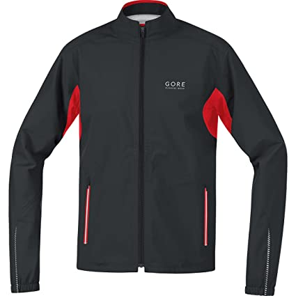 Gore Running Wear Element Gore-Tex Active - Chaqueta de running para hombre, color