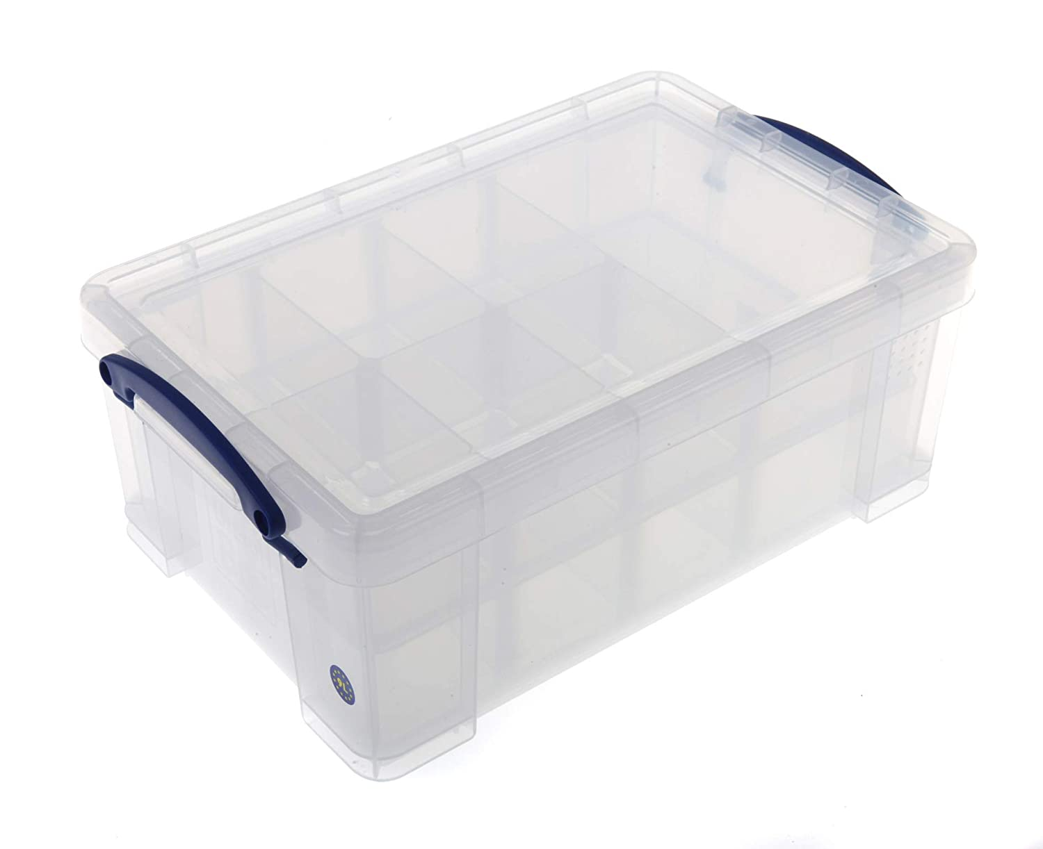 Really Useful Box 9 Litre with Tray Inserts 1