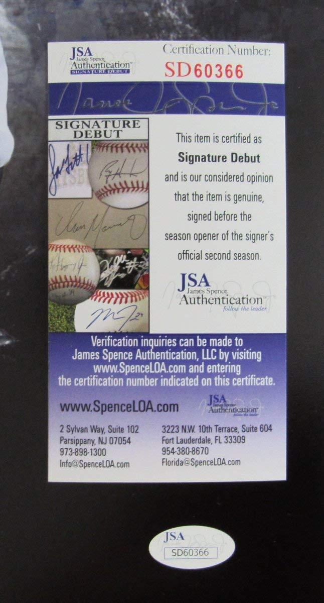 Saquon Barkley Penn State Signed 16x20 Color Photo JSA 140481
