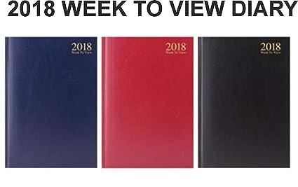 Tallon 3096)-1 x 2019 A4 un día por página agenda con citas ...