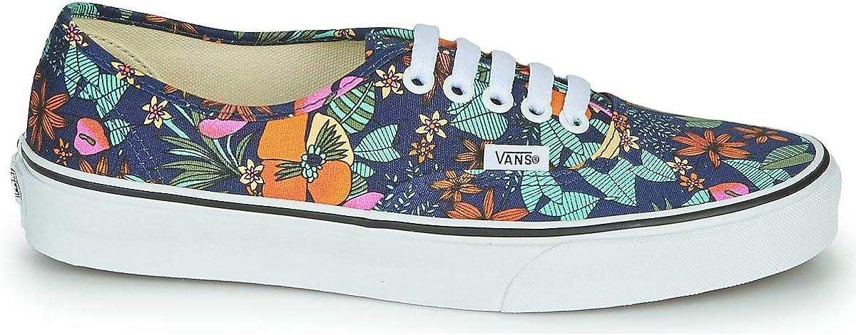 Vans Authentic Baskets basses pour femme Multicolore Multicolore