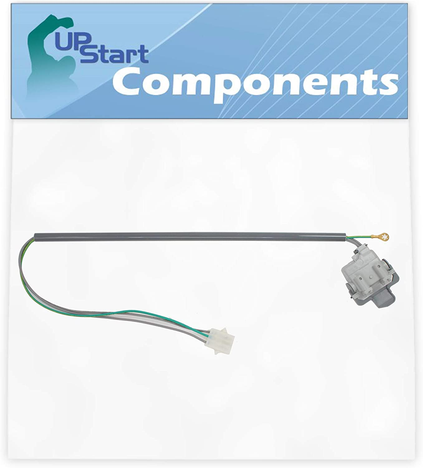 285671 Washer Lid Switch Replacement for Whirlpool LSN7233BQ1 Washing Machine - Compatible with 3352630 Lid Switch - UpStart Components Brand