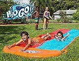 H2OGo 18' Long Double Water Slide Larger Image