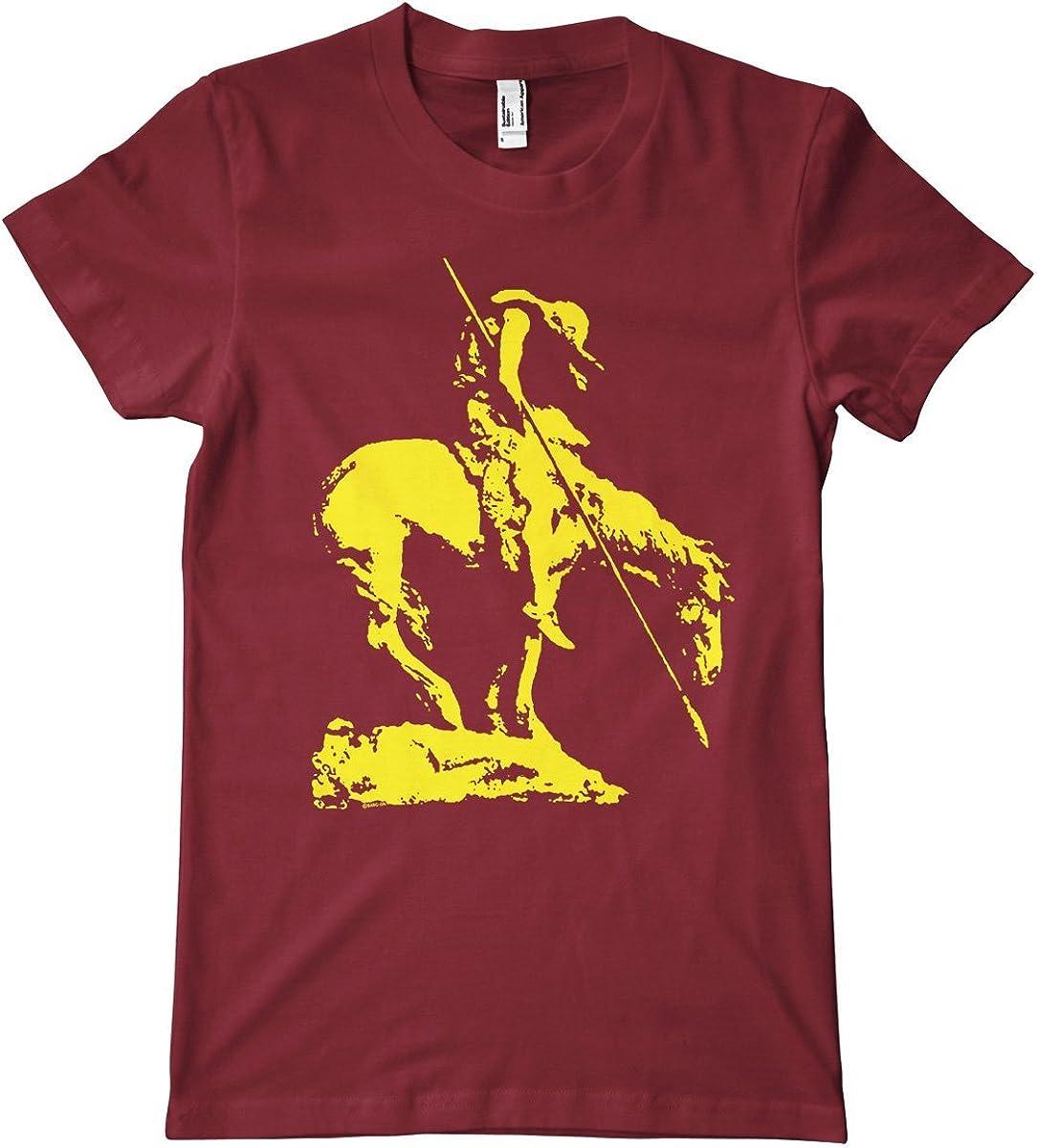 End Of Trail Native American Indian Warrior Horse David Gonzales Art DGA T Shirt