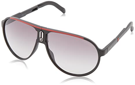 b25b3a5579df Image Unavailable. Image not available for. Colour: Carrera Sunglasses  Champion Fold CDU N3 Black Red ...