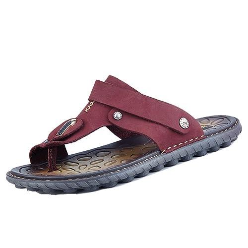Insun Zapatillas Sandalias Temporada De Verano Hombre Antideslizante Zapatos De Playa: Amazon.es: Zapatos y complementos