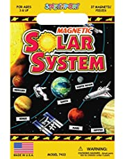 PlayMonster 7433 Create-A-Scene Magnetic Playset - Solar System