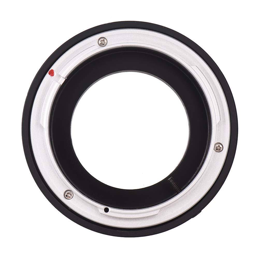 TOPTOO FD-NX Anello adattatore per innesto obiettivo per Canon FD Montare lobiettivo per adattarsi alla telecamera Samsung NX serie Focus Infinity