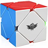 D-FantiX Cyclone Boys Skewb Cube Stickerless Magic Cube Puzzle Toy for Kids and Adult