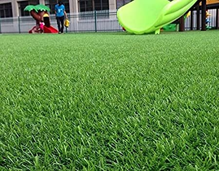 fake grass carpet outdoor. Artificial Grass Carpet Rug Premium Indoor/Outdoor Green Synthetic Turf, 20mm Blades, 2mx1 Fake Outdoor R