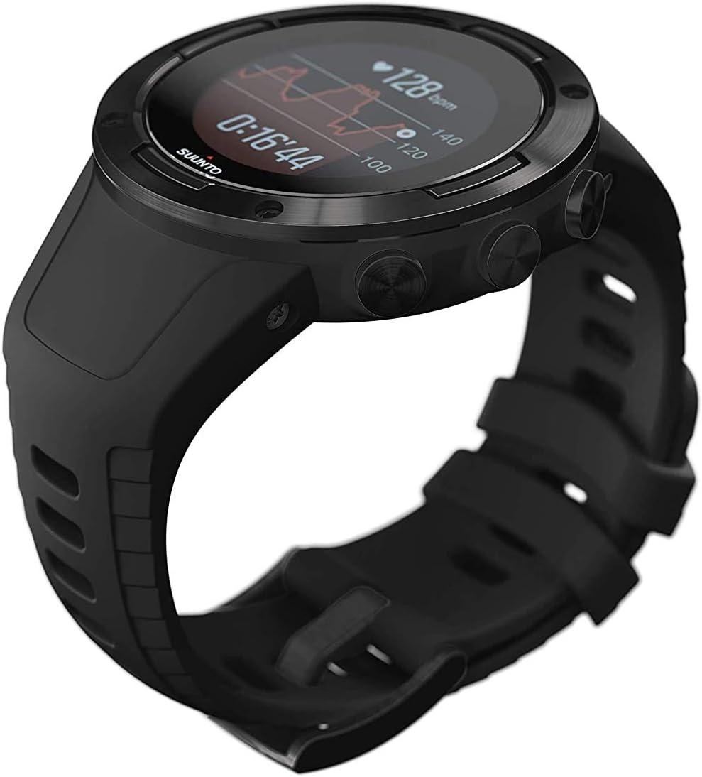 Suunto 5 Reloj deportivo GPS ligero y compacto, Seguimiento 24/7 de actividad física, Medición del ritmo cardiaco en la muñeca