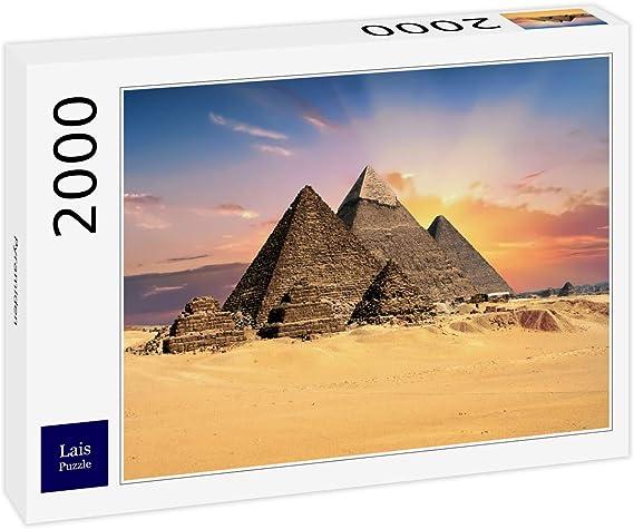 Lais Puzzle Pirámides 2000 Piezas: Amazon.es: Juguetes y juegos