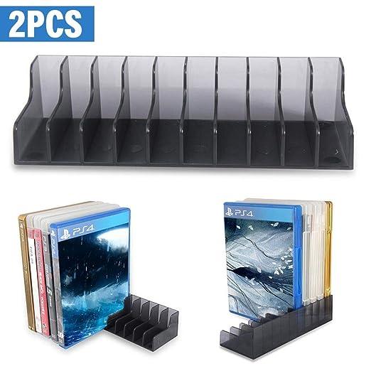 Caja de almacenamiento para tarjetas de juego con soporte ...