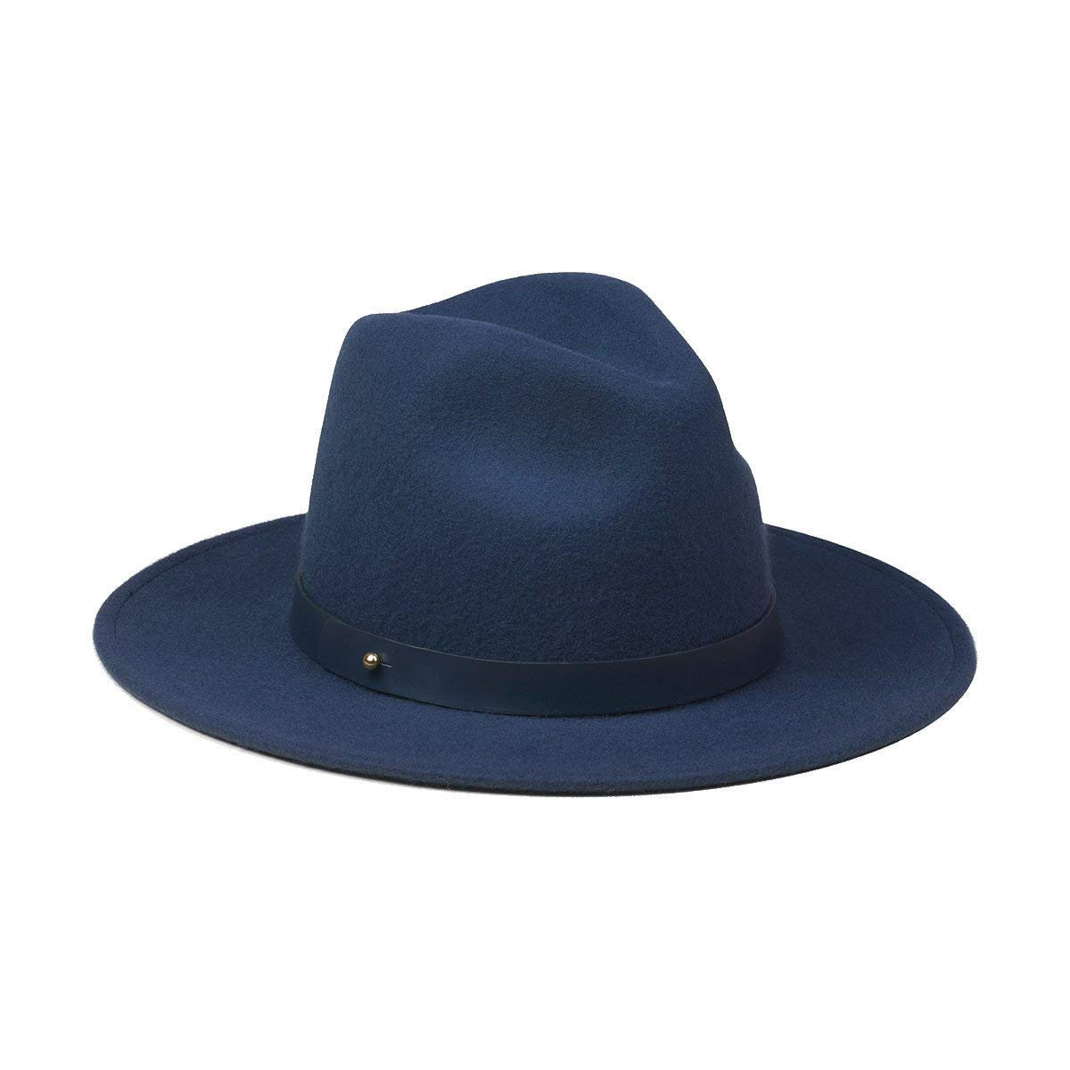 Lack of Color Women's Midnight Mack Classic Luxe Fedora