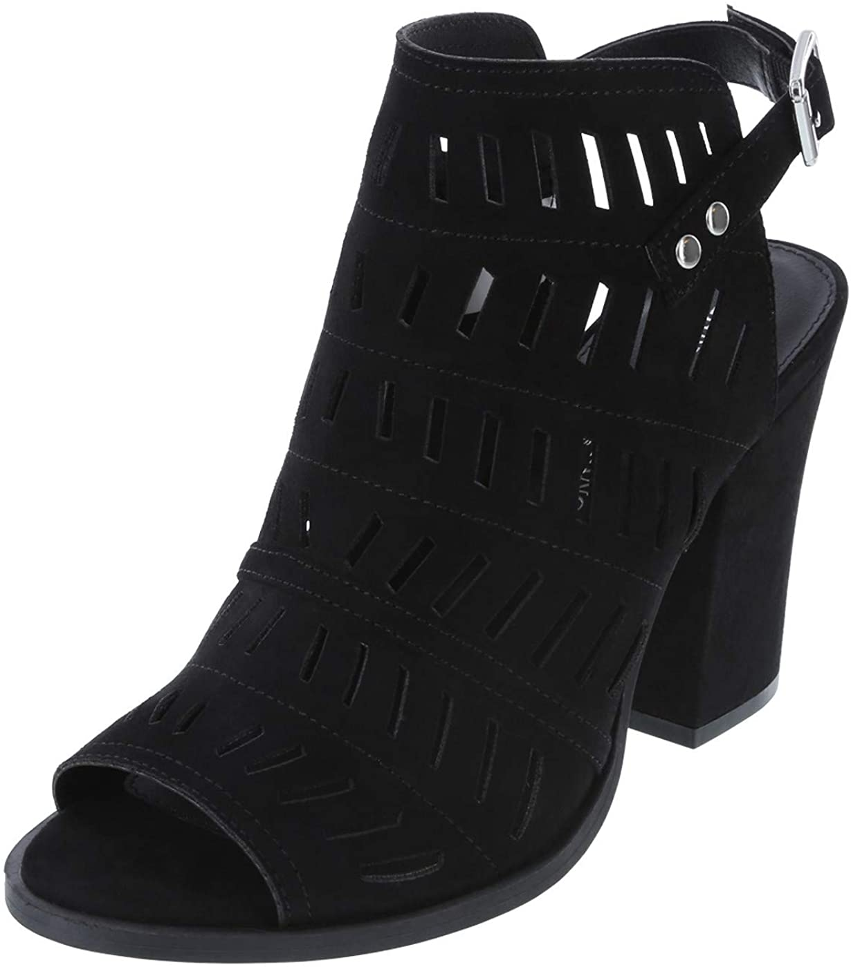 Christian Siriano for Payless Women's Winter Block Heel Sandal