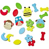 Skip Hop Zoo Mix and Match Foam Pals Bath Toys