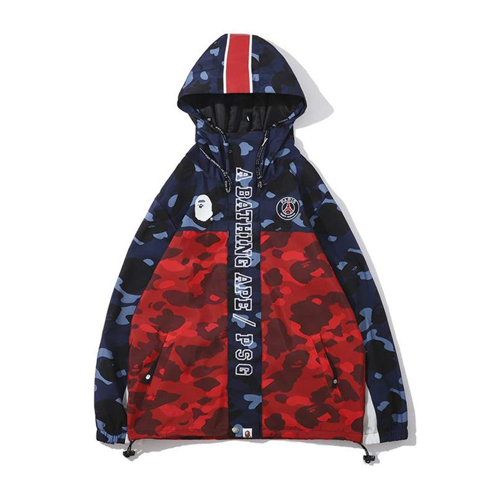 M2T Sweatshirt Fashion Outdoor Embroidery Pullover Zipper Autumn Winter Coat Baseball