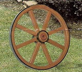 "product image for DutchCrafters 11"" Plastic Wheel (4)"
