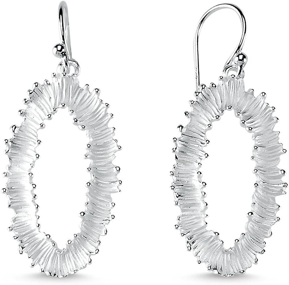 Silberkette mit Anhänger Atom Mondstein Mit stein Edelstein Halskette Damen 925
