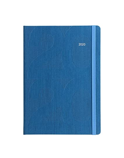 Letts Block - Agenda (A5, 2020), color turquesa: Amazon.es ...