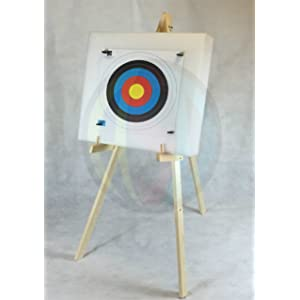 JVD New paper Archery Face Pins Plastic 46mm Straw Foam Target