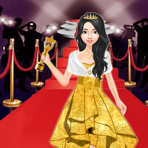 (Top Model Actress Dress Up - Fashion)