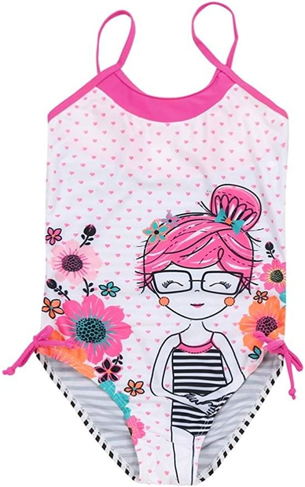 FORESTIME/_baby clothes girl Baby Girls One Piece Cartoon Swimsuit