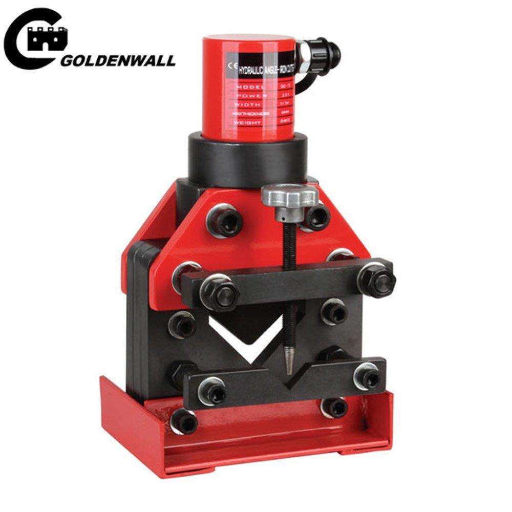 CGOLDENWALL CAC-75 CAC-110  油圧スプリットアングルカッター  山形鋼カッター CP-700ポンプ付 英語取扱説明書 (CAC-110) B0756Y6163