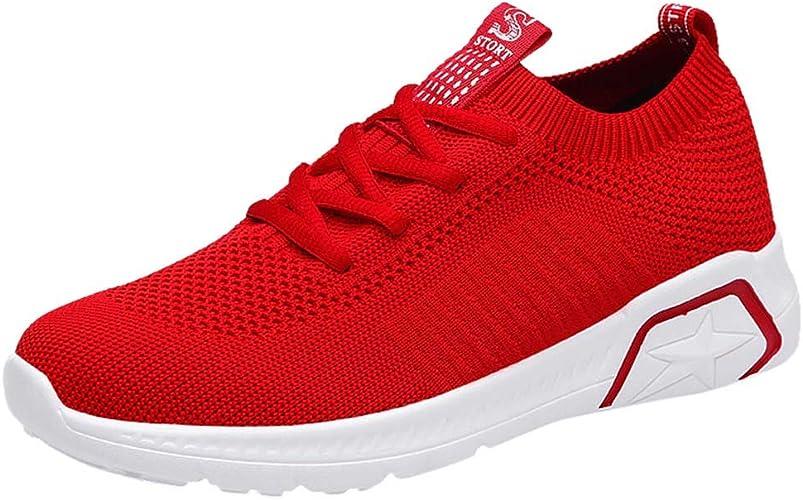 Damen Leichte Atmungsaktive Mesh-Schuhe Freizeitschuhe Outdoor Sportschuhe Shoes