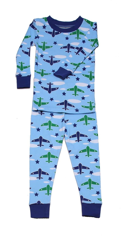 217c36570 Amazon.com  New Jammies Organic Cotton Snuggly Pajamas  Pajama Sets ...