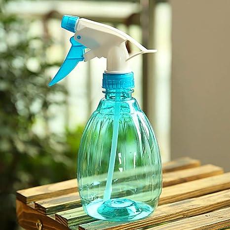 GerTong Botella del Aerosol vacío para regar Las Flores Salon Desinfección, 500 ML de plástico